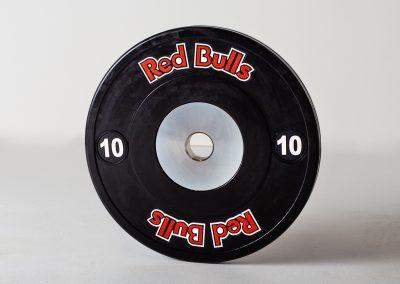 custom weight red bull
