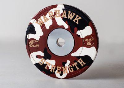 custom weight warhawk Strength