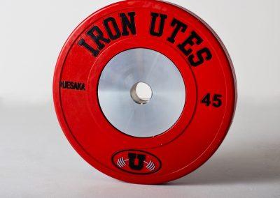 custom weights Iron Utes